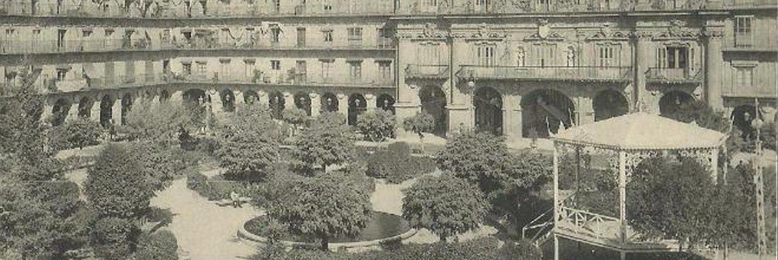 La bandera es un relato escrito por Miguel Rodríguez Echeandía sobre el alzamiento militar de Julio de 1936 en Salamanca.