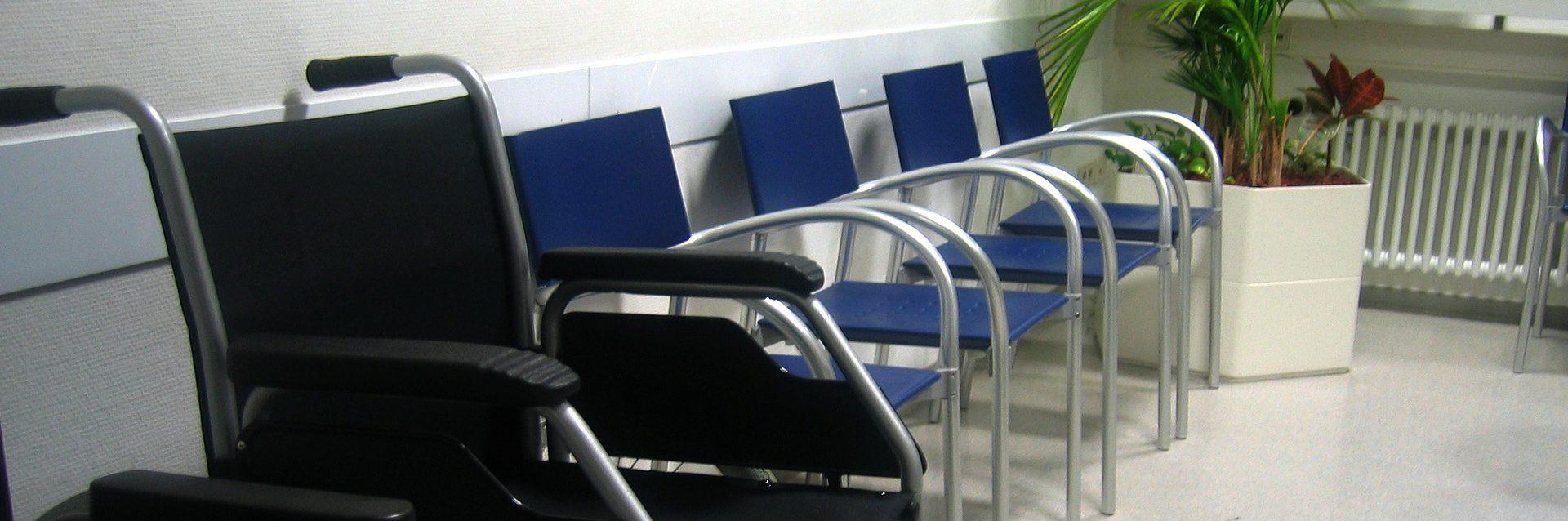 La sala de espera es un relato corto dominical escrito por Miguel Rodríguez Echeandía para su blog personal.