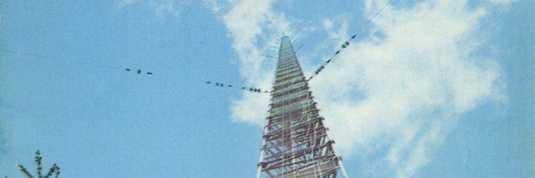 Torre de radio de Varsovia