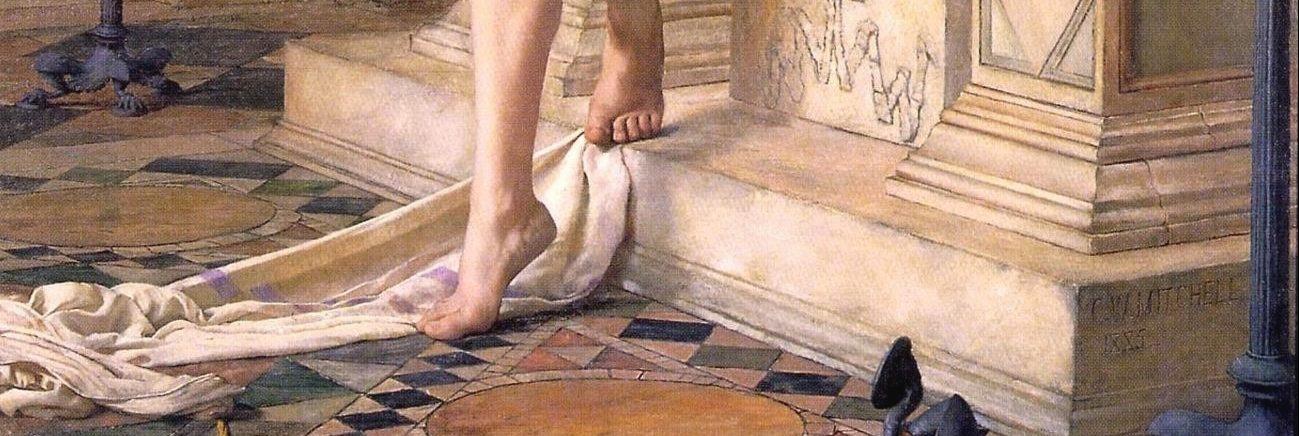 Por sabia y pagana es un relato escrito por Miguel Rodríguez Echeandía sobre la muerte de Hipatia de Alejandría.